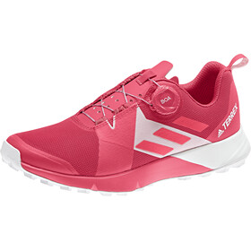 adidas TERREX Two Boa Schoenen Dames, active pink/shored/ftwr white